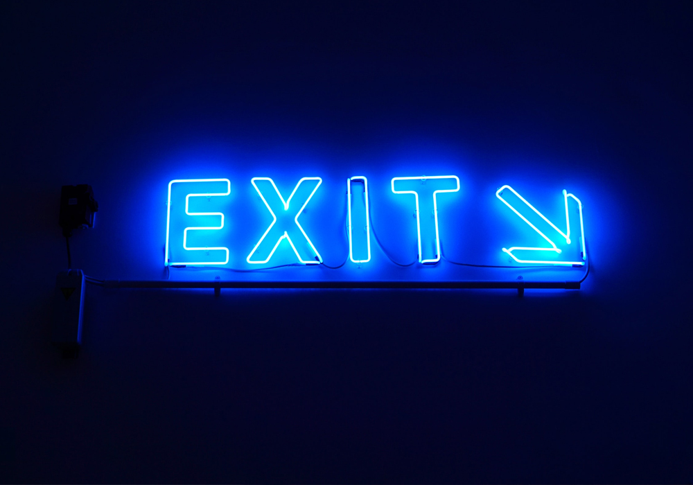 Exit Interviews Blog Featured Image - Blue Zebra Talent